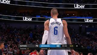 Dallas Mavericks vs Toronto Raptors | November 16 2019