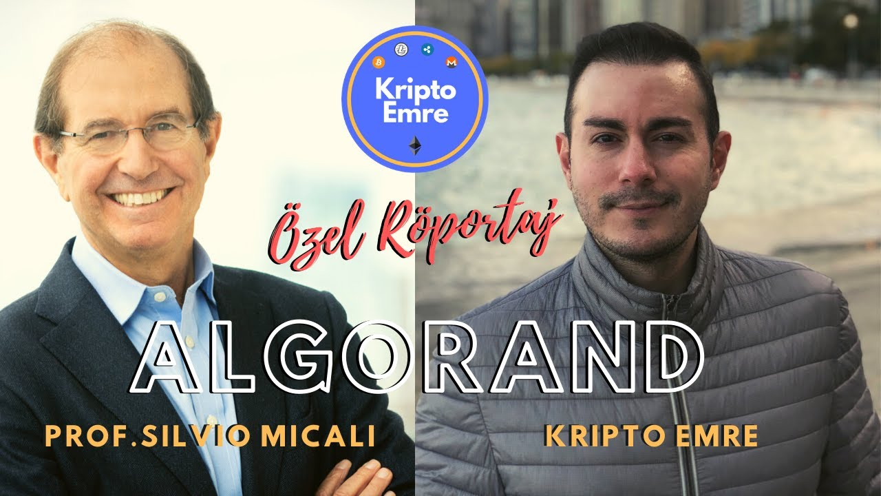 ALGO'da Temmuz Ayına Dikkat! | Prof. Silvio Micali ile Algorand Röportajı (FULL YAYIN) 10