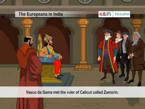 European Powers in India