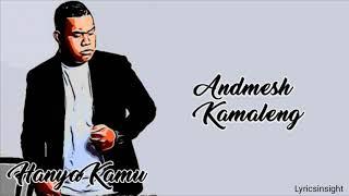 Andmesh Kamaleng - Hanya Kamu
