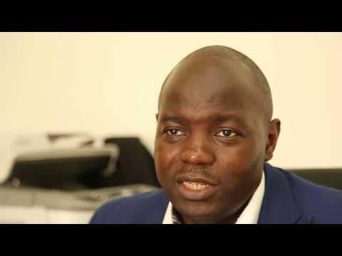 Luc Missidimbazi , acteur clé des TIC au Congo Brazzaville encourage l'initiative Objis