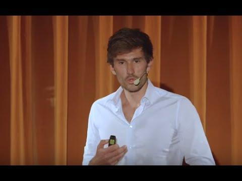 L'exploration intérieure | Guillaume Néry | TEDxPanthéonSorbonne