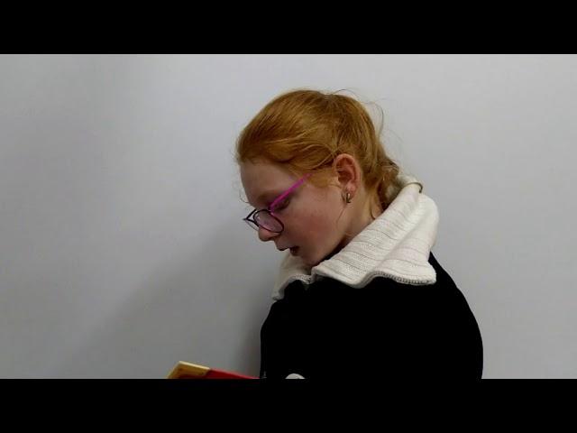 Изображение предпросмотра прочтения – МаргаритаСвиридова читает произведение «Сказка-прибаутка» (Русский фольклор )