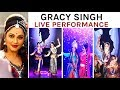 "Janmashtami Se Pehle ""Gracy Singh"" Ne ISKCON Temple Mein Kiya Dance Performence Whatsapp Status Video Download Free"
