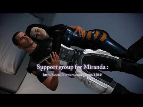Miranda Lawson in Mass Effect 2 - Story and romance