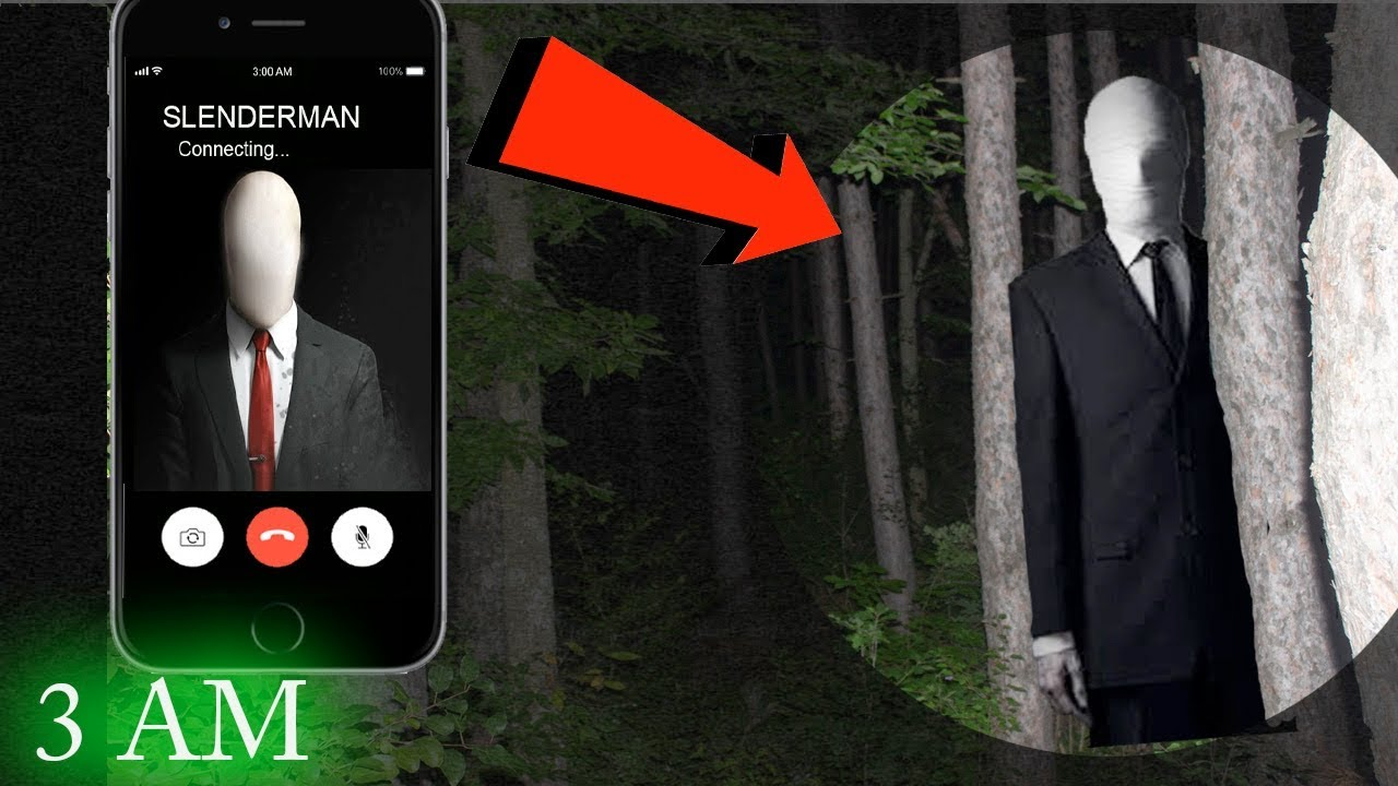 How are Slenderman and Momo connected??