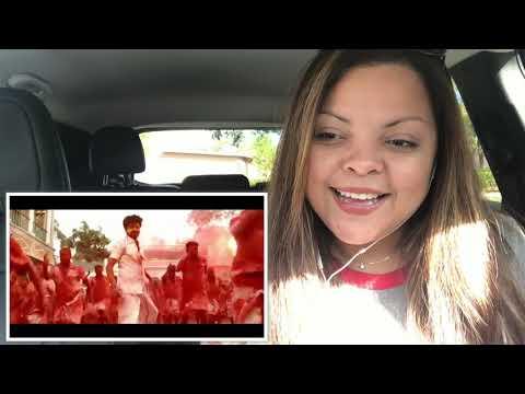 Mersal – Aalaporan Thamizhan Tamil Video Reaction   Vijay