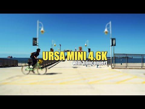 KING OF THE SHORE // URSA MINI 4.6K + Film Convert