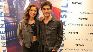 Burak and Melisa at Koton store  Latest Videos