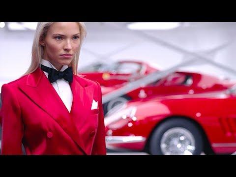Ralph Lauren Fall 2017 Fashion Show Supercars + Supermodels Video Ralph Lauren Winter 2017 2018