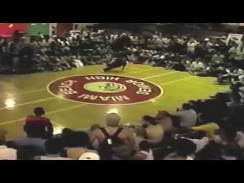 1999 Bboy Crumbs @ Bboy Masters Pro-Am (Miami, Fl) Battle Highlights