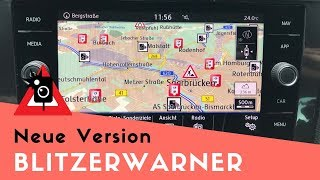 VW Blitzerwarner 2019 | Blitzer Poi | Discover Media & Pro | Download & Anleitung