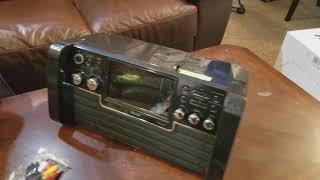 Akai KS780-BT Bluetooth CD&G Karaoke System, Black