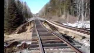 cn rail train wash out wow 3gp