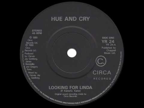 Hue and Cry - Looking For Linda