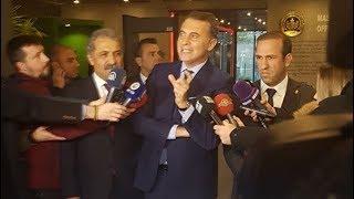 Fikret Orman'ın Kulüpler Birliği toplantısı sonrası açıklamaları (Tamamı)