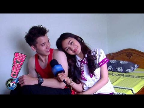 Intip Kemesraan Natasha-Stefan - Cumicam 02 November 2015