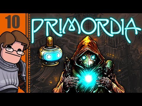 Let's Play Primordia Part 10 - The Tower
