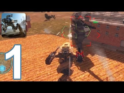 War Robots - Gameplay Walkthrough Part 1 (iOS, Android)