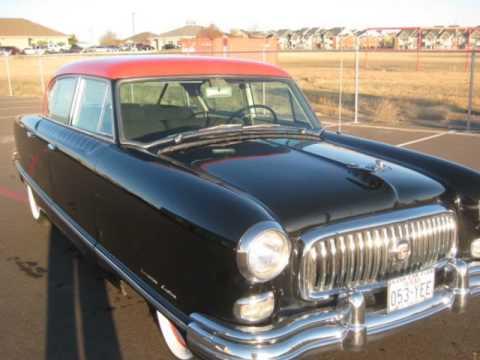 1953 Nash 4 Door Sedan