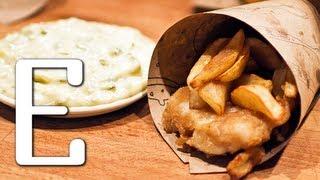 Фиш энд чипс — рецепт Едим ТВ