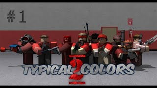 Team Fortress 2 - ROBLOX !!!