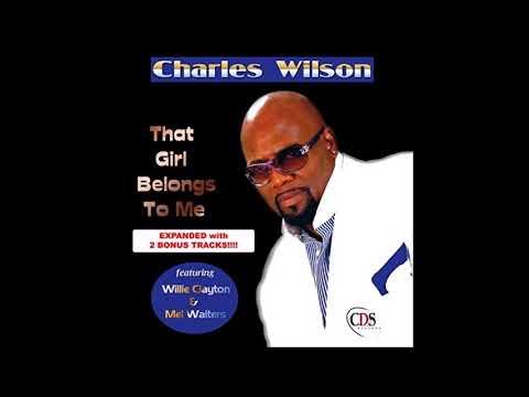 Charles Wilson feat *Mel Waiters*