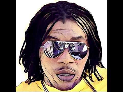 Vybz Kartel - Car Glass Remix - Juin 2017 - By DJ Phemix