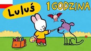 1 godzina Luluś | kompilacja #1 HD // Kreskówki dla dzieci