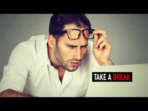 Relieve Eye Strain with these Expert Tips