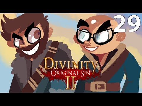 Godwoken! Northernlion and Mathas Play Divinity: Original Sin 2 - Episode 29
