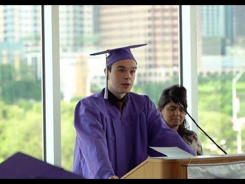 Liam Fowler - Fusion Academy Austin Graduate