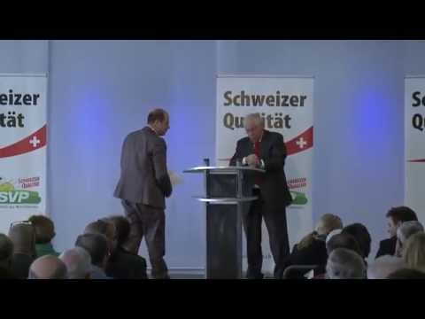 07.03.2015: Referat im Swissôtel Zürich