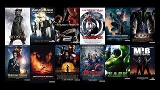 14 фильмов Марвел, которые стоит посмотреть