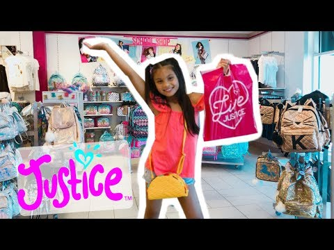 Back To School Shopping HAUL 2018   JUSTICE