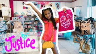 Back To School Shopping HAUL 2018 | JUSTICE