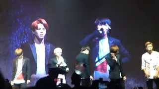 29.07.2015 BTS en MÉXICO - LIVE TRILOGY EPISODE II - THE RED BULLET [FANCAM] P19