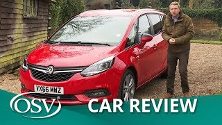 Vauxhall Zafira Tourer 2017 In-Depth Review | OSV Car Reviews