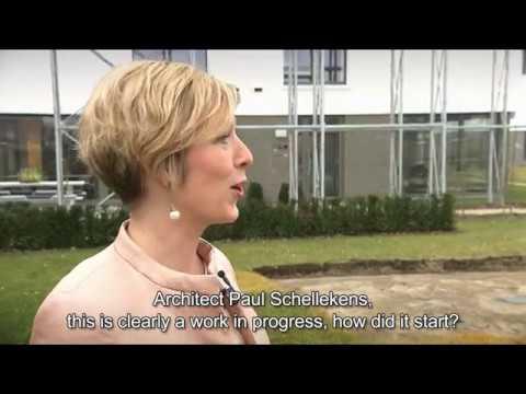 Park Suites - Geothermal technologies at modern apartments, Londerzeel in Belgium