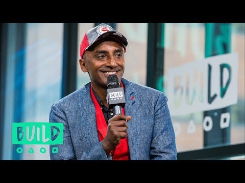 "Chef Marcus Samuelsson And Herb Karlitz Talk About The ""Harlem EatUP!"" Festival"