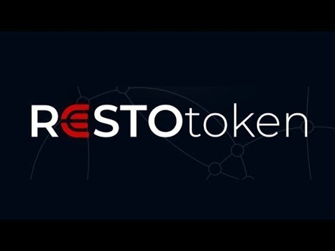 RestoToken - Блокчейн в индустрию питания / Обзор ICO