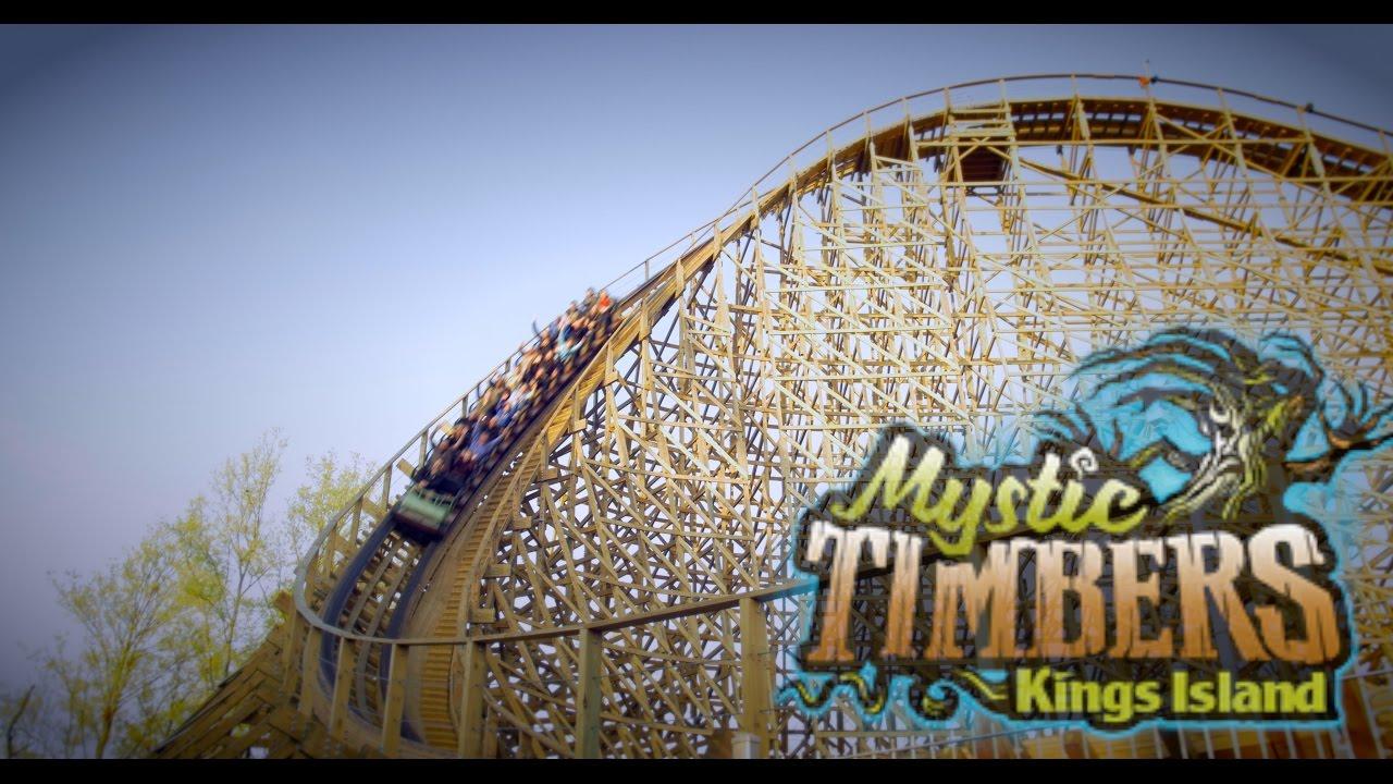 New Coaster At Kings Island