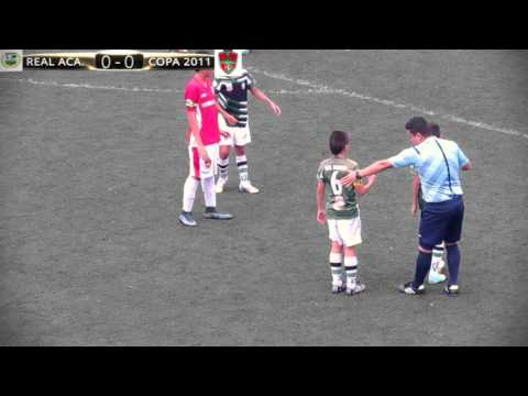Partido Completo Clásico Real Academia Vs Copa 2011 Sub 12