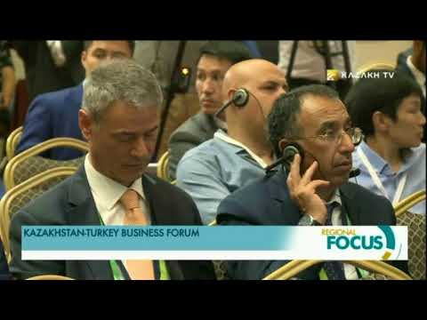 Kazakhstan and Turkey intend to increase trade turnover to $10 billion