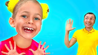 Super long | Children's songs with Maya and Mary