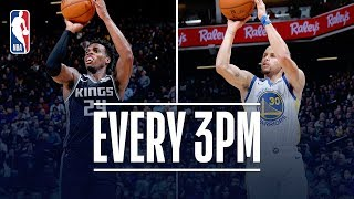 Warriors & Kings Set NEW NBA Single-Game Record With 41 Three-Pointers Made!   January 5, 2019