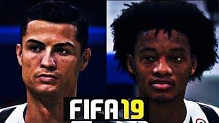 FIFA 19 - JUVENTUS NOVAS FACES EXCLUSIVAS CONFIRMADAS!!! (ps3-360-pc-ps4-one)
