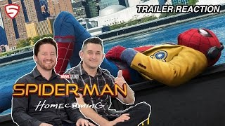 Spider-Man: Homecoming - Official Trailer #2 Reaction