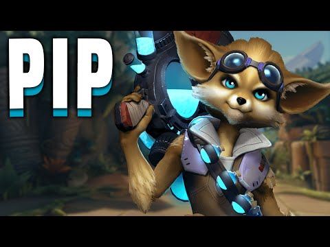 Pip, The Fire Thief! - Paladins Pip Gameplay