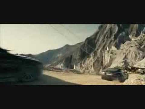 Quantum Of Solace James Bond Trailer-Another Way To Die